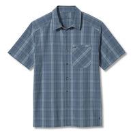 Royal Robbins Men's Spotless Plaid Short-Sleeve Shirt