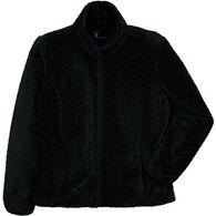 Kenpo Women's i5 Herringbone Fleece Full-Zip Jacket