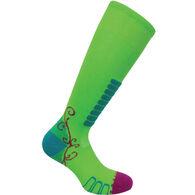 Eurosock Women's Sweet Silver Ski OTC Sock