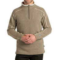 Kuhl Men's Europa 1/4 Zip Fleece Sweater