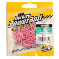 Berkley PowerBait Micro Power Wiggler Soft Bait Lure - 75 Pk.
