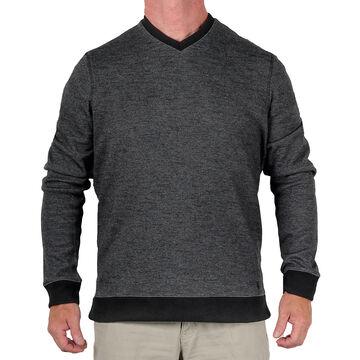 Bermo Mens Ike V-Neck Long-Sleeve Sweatshirt
