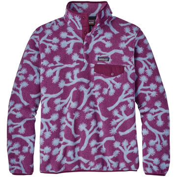 Patagonia Womens Lightweight Synchilla Snap-T Fleece Pullover