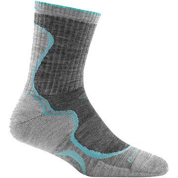 Darn Tough Vermont Boys & Girls Light Hiker Jr. Micro Crew Light Cushion Sock