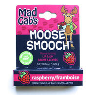 Mad Gab's Raspberry Moose Smooch Lip Balm