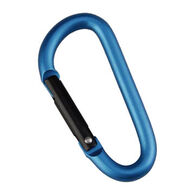 Munkees D-Shaped Carabiner - 1 or 2 Pk.