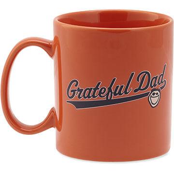 Life is Good Grateful Dad Jake Mug