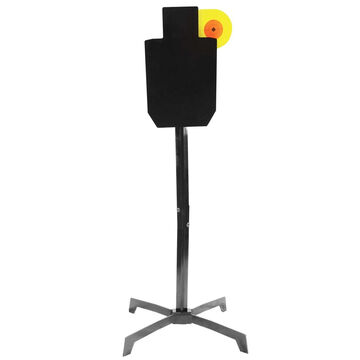 Birchwood Casey World of Targets Hostage Silhouette w/ Paddle Target