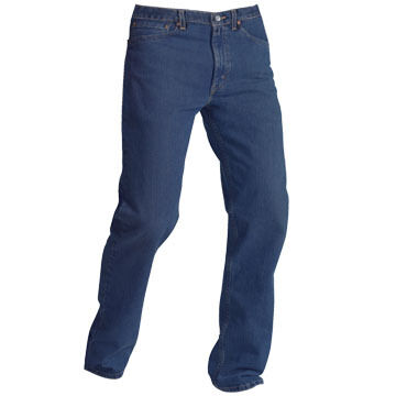 Levis Mens Prewashed Straight Leg 505 Jean
