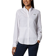 Columbia Women's PFG Tamiami II Long-Sleeve Omni-Shade Shirt