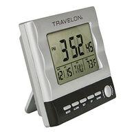 Travelon Large Display Travel Alarm Clock