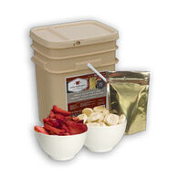 Wise 120 Serving Freeze Dried Fruit & Snack Grab & Go Food Kit