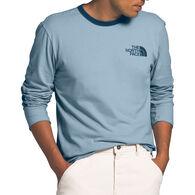The North Face Men's Logo-Lution Ringer Long-Sleeve T-Shirt