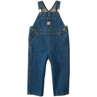 Carhartt Toddler/Infant Boy's Washed Denim Bib Overall