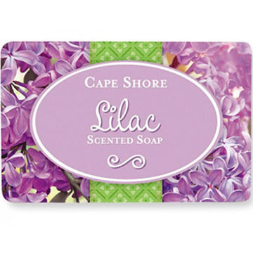 Cape Shore Lilac Scented Bar Soap