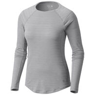 Mountain Hardwear Women's Mighty Stripe Long-Sleeve Shirt
