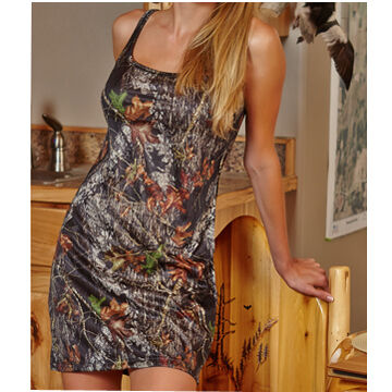 Wilderness Dreams Womens Camo Tank Nightgown