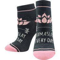 Sock Harbor / Ocean Beach Women's Namaslay Ankle Sock