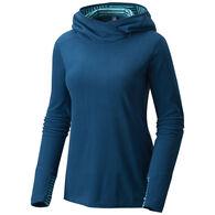 Mountain Hardwear Women's Microchill Lite Pullover Hoodie