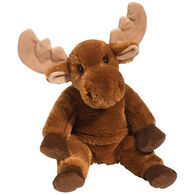 Douglas Company Plush Moose Pudgie - Minty