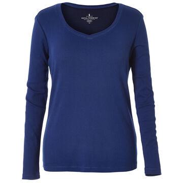 Royal Robbins Women's KickBack Sweet V-Neck Shirt