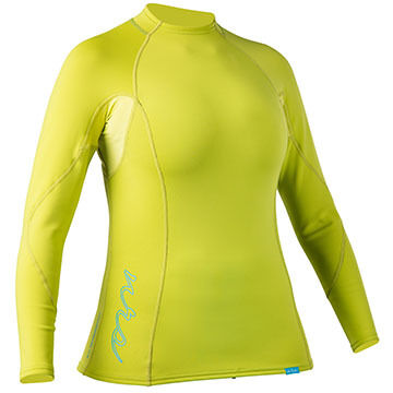 NRS Womens HydroSkin 0.5 Long-Sleeve Shirt - Discontinued Color