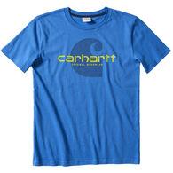 Carhartt Boy's Graphic Logo Short-Sleeve T-Shirt