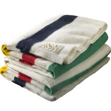 Woolrich Hudson's Bay 4 Point Full-Size Blanket