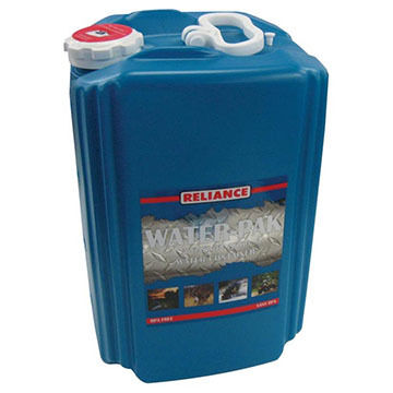 Reliance Water-Pak 5 Gallon Water Container