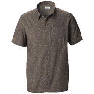 Columbia Men's Pilsner Peak II Print Short-Sleeve Shirt