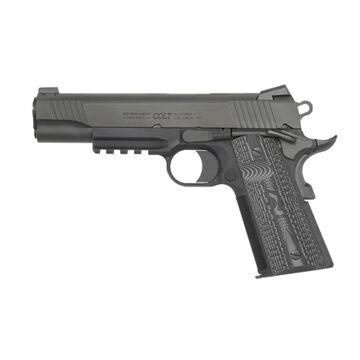 Colt Combat Unit Rail Gun 45 ACP 5 8-Round Pistol