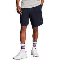 "Champion Men's Big & Tall Authentic Cotton 9"" Short w/Pockets"