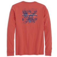 Fish Hippie Men's Shaker Long-Sleeve T-Shirt