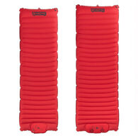 NEMO Cosmo 3D Insulated Inflatable Sleeping Pad w/ Integrated Foot Pump