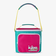 Igloo Retro Insulated Square Lunch Bag