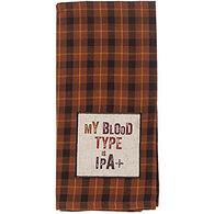Kay Dee Designs IPA Applique Tea Towel