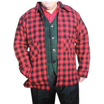 Johnson Woolen Mills Mens Jac Shirt