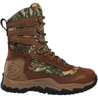 "LaCrosse Women's Windrose 8"" Mossy Oak Break-Up 600g Insulated Boot"