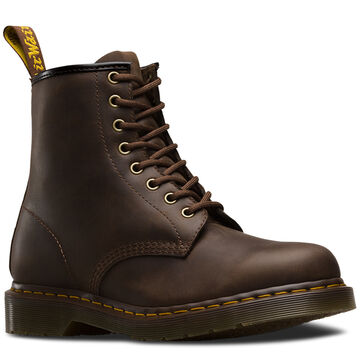 Dr. Martens AirWair Mens 1460 Crazy Horse Leather Boot