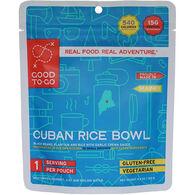 Good To-Go Cuban Rice Bowl - 1 Serving