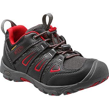 Keen Boys' Oakridge Low Waterproof Hiking Boot