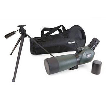 Carson Everglade 15-45x60mm Spotting Scope Kit