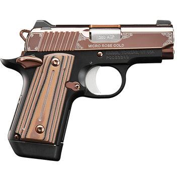 Kimber Micro Rose Gold 380 ACP 2.75 7-Round Pistol