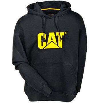 CAT Apparel Mens Trademark Hooded Sweatshirt