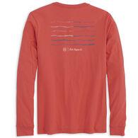 Fish Hippie Men's Banner Day Long-Sleeve Shirt