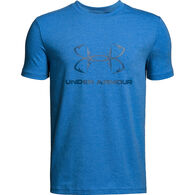 Under Armour Boys' Hook Logo Short-Sleeve T-Shirt