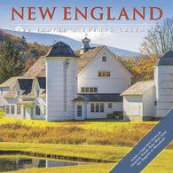 Willow Creek Press New England 2020 Wall Calendar