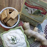 Halladay's Harvest Barn Horseradish Dip & Cooking Blend