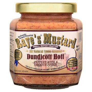 Rayes Mustard Dundicott Hott Mustard