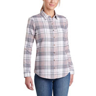 Kuhl Women's Kamila Flannel Long-Sleeve Shirt